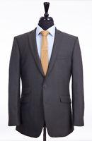 Men's Jeff Banks Tailored Fit Textured Grey Wool Suit RRP£229.99