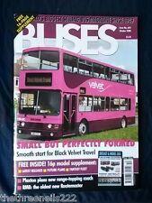 BUSES # 643 - OCT 2008 - SMOOTH START FOR BLACK VELVET TRAVEL