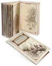 A HOBBIT'S JOURNAL ~  ORIGINAL PARCHMENT TRUE 1979 JOURNAL ~ NO BARCODES Tolkien