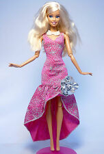 Barbie Doll Mattel Party dress Wedding gown Casual wears clothes Outfit G100011