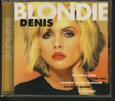 BLONDIE Denis CD DUTCH PICTURE DISC Debbie Harry
