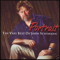 JOHN SCHUMANN - PORTRAIT CD ( REDGUM ) AUSSIE FOLK GREATEST HITS / BEST OF *NEW*