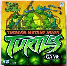 TEENAGE MUTANT NINJA TURTLES Game, 2003, Milton Bradley, NEAR MINT!