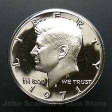1971-S Kennedy Half Dollar -  Gem Proof U.S. Coin