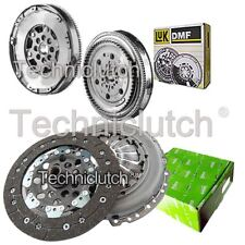 VALEO CLUTCH KIT AND LUK DMF FOR VAUXHALL TIGRA TWINTOP CONVERTIBLE 1.3 CDTI