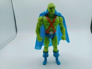1985 Kenner DC Super Powers Martian Manhunter Action Figure ~Original Cape
