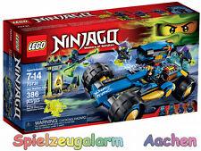 LEGO 70731 NINJAGO Jay Walker One mit Bansha Ghurka Wail Geisterkrieger  BINSB