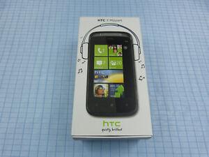 HTC 7 Mozart 16GB Schwarz! Ohne Simlock! TOP ZUSTAND! OVP! Einwandfrei!