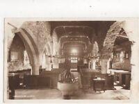 Hubberholme Church Vintage RP Postcard 317b