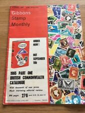 Gibbons Stamp Monthly Aug 1964