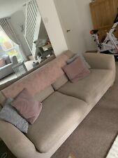 Next Oatmeal Sofa