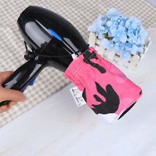 1X Professional Hair Dryer Diffuser Hairdryer Blower Hood Cover Storage BagLDUK