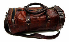Handmade Men's Duffle/Gym Bag