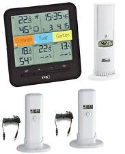 Trasmettitore Temperatura TFA 30.3300.02 con protezione agenti atmosferici chassis radio trasmittenti weatherhub