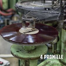 4 PROMILLE Vinyl CD Digipack 2014