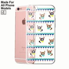 Chihuahua Chiwawa AOP TPU Phone Case for iPhone 8 X 7 6 Plus Galaxy S8 S8+ S7 No