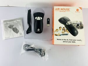 Gyration Air Mouse Go Plus Model AS04130-002 New in Open Box