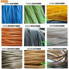 Flat Synthetic Rattan Weaving Material Plastic Rattan For Knit And Repair 500 g