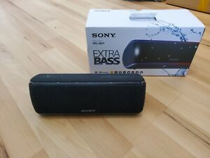 Sony Srs-xb31,Schwarz, Bluetooth Lautsprecher