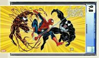 💥 Venom #25 CGC 9.8 Graded Mark Bagley 1:100 Incentive Variant Pre-Order 💥