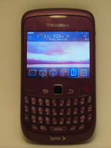 BlackBerry Curve 8530i - (Sprint) Smartphone