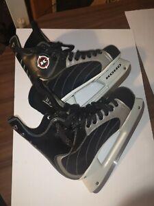 Koho Excalaber Titanium 3320 Unisex Men Women Ice Hockey Skates. Size 8