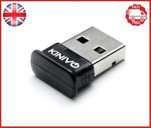 Kinivo Btd 400 Bluetooth 4.0 Usb Adapter Low Energy Wireless Dongle