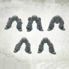 Dragonborn Marines Legs (5) Salamaders Bitz Bits Kromlech Resin KRCB220