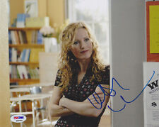 Leslie Mann SIGNED 8x10 Photo PSA/DNA AUTOGRAPHED