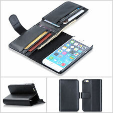 Luxury 7 Card Holder Flip Wallet Leather Case Cover For Apple iPhone 8