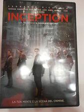 INCEPTION - FILM in DVD -ORIGINALE -visitate il negozio ebay COMPRO FUMETTI SHOP