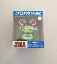 "NIB Disney Parks NBA Vinylmation Orlando Magic Stuff Mascot Basketball Team 3"""
