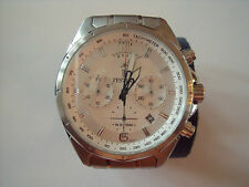 Festina F6835/1 Sport Herren Chronograph Sportuhr Watch Quarz Edelstahl