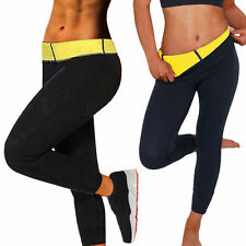 Women's High Waist Compression Tights Butt Lift Yoga Pants Fitness Mesh Trousers