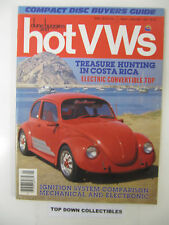 Hot V Ws & dune buggies   January 1987   Treasure Hunting In Costa Rica