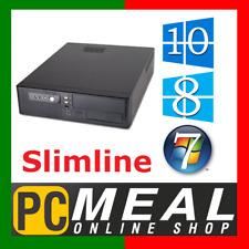 AMD Dual Core A6 9500 SFF Computer 4GB 1TB R7 Slim Desktop Office Home PC HTPCAM