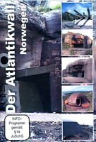 Der Atlantikwall - Teil 3 - Norwegen - DVD-Dokumentation