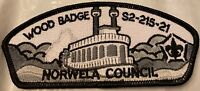 Wood Badge CSP S2-215-21 - Norwela Council