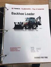 heavy equipment manuals books for terex for sale ebay rh ebay com Telelect Bucket Trucks Terex Telelect Hi-Ranger