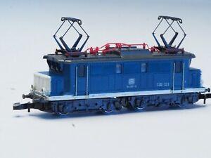 8825 Marklin Z-scale Electric Locomotive DB class BR 144, Rare Livery