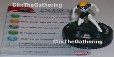 SPIDER-WOMAN #028 Avengers Assemble Marvel Heroclix