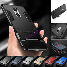 For Xiaomi Redmi Note 4 4X A1 4A Shockproof Hybrid Armor Rugged Case Stand Cover