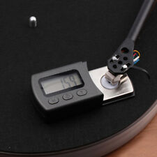 Turntable Stylus Force Scale Gauge 5g/0.01g Meter for Tonearm Phono Cartridge