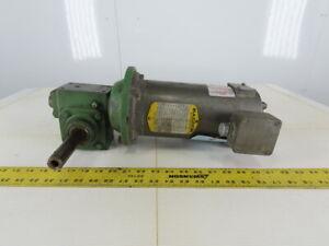 Baldor CDP3320 40:1 Ratio 43.75RPM 90VDC Gear Motor