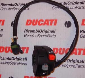 1994-2001 Ducati 916 Monster SS ST2 ST4 MH900e left handlebar switch 65140072A-F