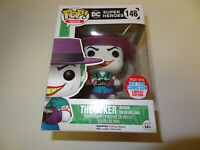 Funko POP Batman The Killing Joke Joker NYCC 2016 Exclusive NEW DC Super Heroes
