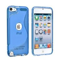 iPod Touch 5 5th 6 6th Gen TPU Anti-Scratches Silicone Rubber Skin Cover Case