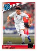 2018-19 Donruss Soccer - Pick A Card