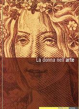 Poste Italiane Folder Ufficiale - 2002 La Donna nell'Arte