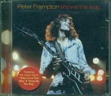 Peter Frampton - Shows The Way Cd Eccellente